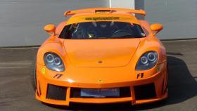 Foto 2 Porsche Carrera GT - Rennstreckenerlebnis