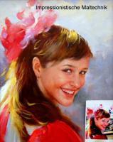Portrait in Öl als Geschenk?