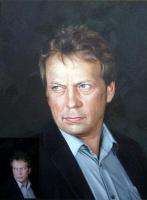 Foto 2 Portrait in Öl als Geschenk?