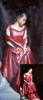 Foto 4 Portrait in Öl als Geschenk?