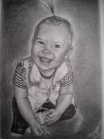 Foto 2 Portrait Zeichnung