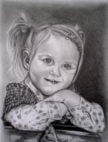 Foto 3 Portrait Zeichnung