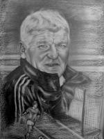 Foto 5 Portrait Zeichnung