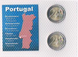 Foto 2 Portugal 2 Euro Gedenkmünzen '' 2007 ''  ! !