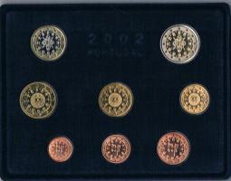 Foto 2 Portugal Amtlicher Original Kursmünzensatz '' 2002 '' PP ! !