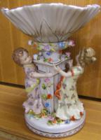 Porzellan Figurengruppe -gemarkt