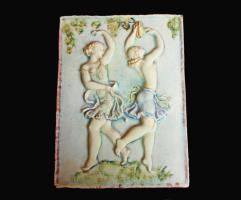 Porzellan/Keramik Bildnis ca. 1920