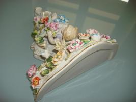 Foto 5 Porzellan-Wandkonsole - Florentiener Wandkonsole