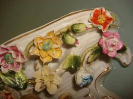 Foto 6 Porzellan-Wandkonsole - Florentiener Wandkonsole