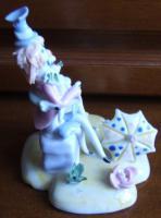 Foto 4 Porzellanfigur -Schmusepärchen