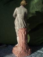 Foto 2 Porzellanfigur  um 1900