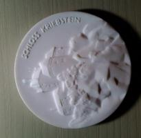 Foto 5 Porzellanmünzen von Meissen