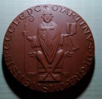 Foto 8 Porzellanmünzen von Meissen