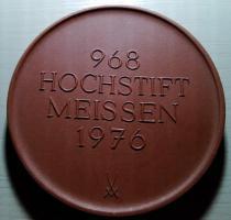 Foto 9 Porzellanmünzen von Meissen