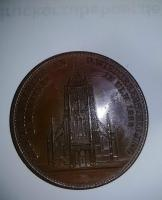 Foto 12 Porzellanmünzen von Meissen