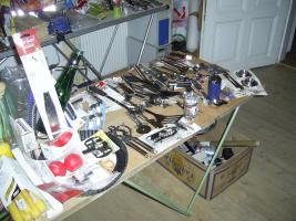 Foto 4 Posten Trödlerware Flohmarktware aus privater Haushaltsauflösung