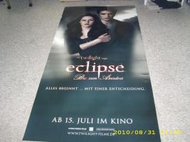 Poster von Twilight ecklipse 1m x 2m