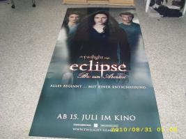 Foto 2 Poster von Twilight ecklipse 1m x 2m
