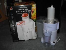 Power Entsafter Magic Juice