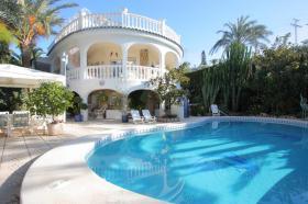 Pr�chtige Villa in Altea an der Costa Blanca