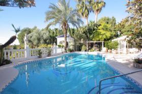 Foto 2 Pr�chtige Villa in Altea an der Costa Blanca