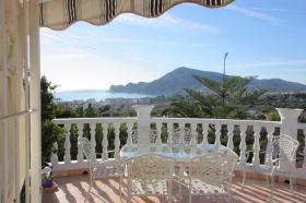 Foto 3 Pr�chtige Villa in Altea an der Costa Blanca