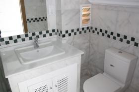 Foto 7 Preis-Knaller, 96.600 Euro, 2 Schlafzimmer-Wohnung am Golfplatz, hohe Bauqualität, Terrasse, Costa Blanca, Spanien,