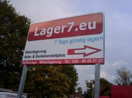 Preiswert und sicher lagern in Berlin, Brandenburg, Mecklenburg-Vorpommern, Thüringen und Sachsen-Anhalt