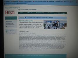 Pressebericht RALF SPIES in Partner Hund