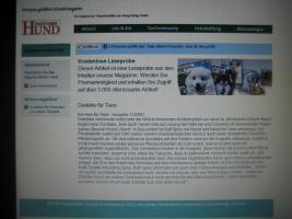 Foto 2 Pressebericht RALF SPIES in Partner Hund
