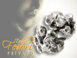 Privato Bead Blumenkränzchen 925 Sterling Silber
