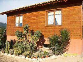 Privatverkauf  Holzhaus im Hinterland der Costa Blanca