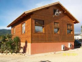 Foto 2 Privatverkauf  Holzhaus im Hinterland der Costa Blanca