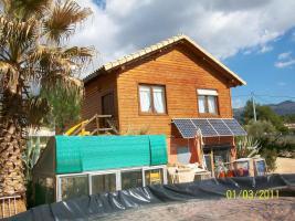 Foto 3 Privatverkauf  Holzhaus im Hinterland der Costa Blanca