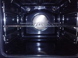 Foto 2 Privileg 6966 Stand-Heißluftherd mit Keramikkochfeld