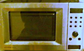 Privileg-Mikrowellengerät 8019U