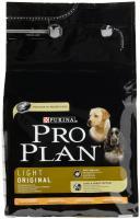 Pro Plan Dog Light Original Huhn und Reis 14kg Hundefutter von Purina