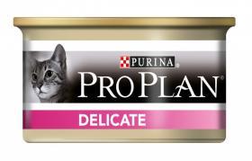 Pro Plan - Delicate mit Truthahn 85g