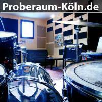Proberaum in Köln Poll mit Belüftung