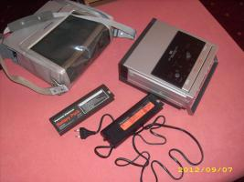 Profi Portable VHS Recorder ''Panasonic NV 100''