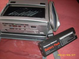 Foto 2 Profi Portable VHS Recorder ''Panasonic NV 100''
