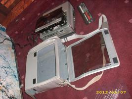 Foto 4 Profi Portable VHS Recorder ''Panasonic NV 100''