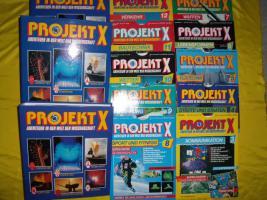 Projekt X Abenteuer in der Welt der Wissenschaft!