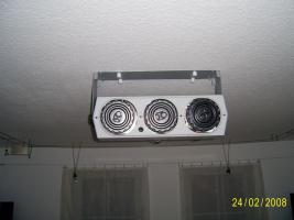 Projektor Seleco 195 Mit Motorleinwand 2,5mx2,5m
