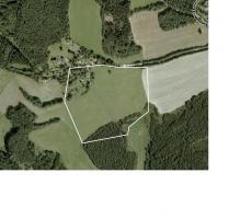 Provisionfrei Baugrund und Restgrundstück mit ca..102.000 m2 in Tschechien
