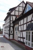 Provisionsfrei, 2 Häuser mit romantischem Innenhof, sofort frei, bezugsfertig, Fachwerkhaus,