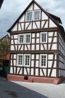 Foto 3 Provisionsfrei, 2 Häuser mit romantischem Innenhof, sofort frei, bezugsfertig, Fachwerkhaus,