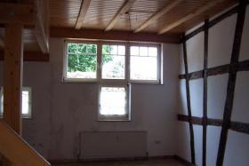 Foto 8 Provisionsfrei, 2 Häuser mit romantischem Innenhof, sofort frei, bezugsfertig, Fachwerkhaus,
