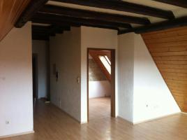 Foto 3 Provisionsfrei!!   Schicke Dachgeschoßwohnung mit Holzdecken und Laminatfussböden