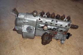 Prüfung Bosch Reihen Einspritzpumpen Reparatur